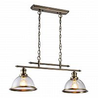 Люстра Arte Lamp Oglio Bronze A9273SP-2AB