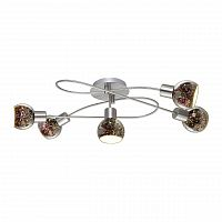 Люстра Arte Lamp Illusione A6125PL-5SS